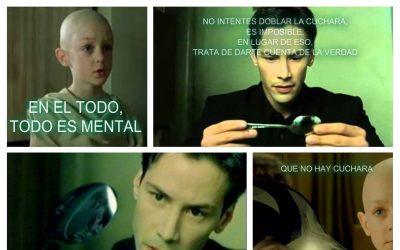 EN EL TODO, TODO ES MENTAL