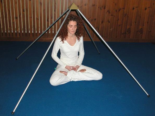 Pirámide de meditación